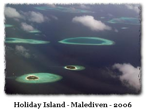 Holiday Island - Malediven