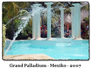 Grand Palladium Colonial Resort - Mexiko