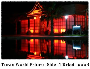 Turan Prince World - Side - Türkei